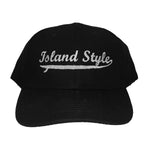Island Style Since 81 Logo Curve Peak Cap (One size fits all)