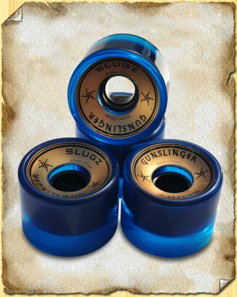 Slugz Blue 74A - 65 x 51mm