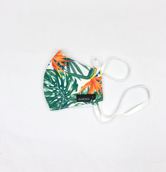 FACE MASK - Aloha 2.0 (Neck Strap)