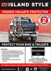 Island Style Padded Tailgate Protector