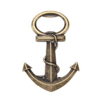 Bottle Opener  - Vintage Anchor Shaped Beer opener