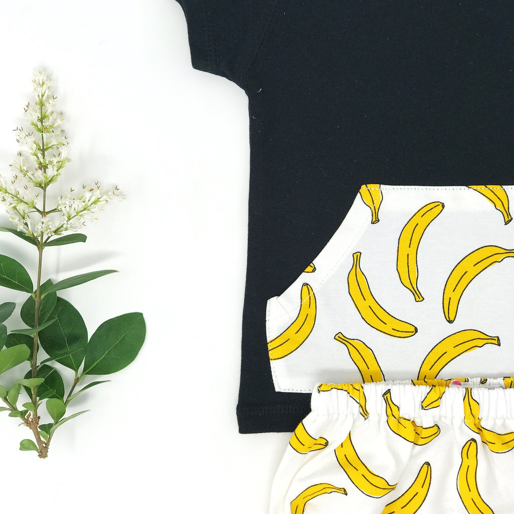 CONJUNTO BLACK BANANA