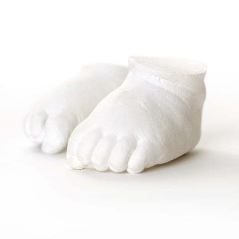 3D Baby Foot Print Sculpting Kit