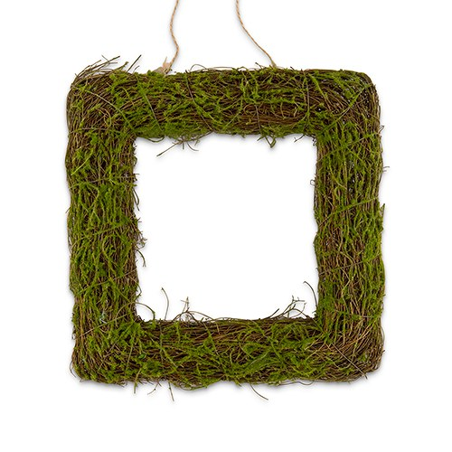Faux Moss Square - Medium