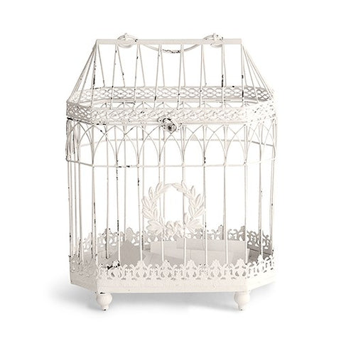 Metal Bird Cage - Conservatory