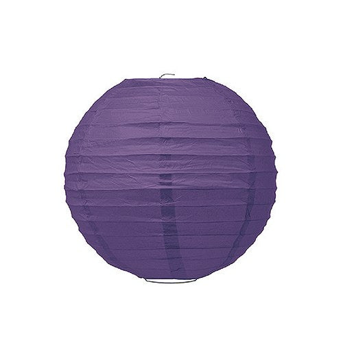 Mini Paper Lantern - Purple