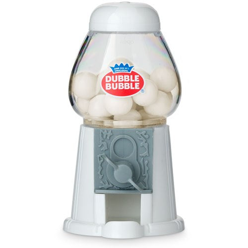 Mini Candy Gumball Machine - White