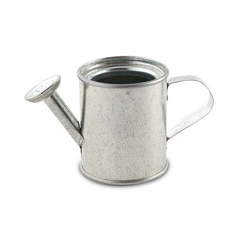 Miniature Metal Garden Watering Can Wedding Or Garden Party Favors (12 per pack)