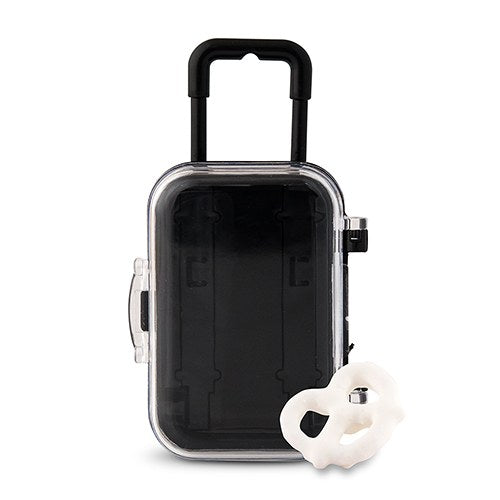 Miniature Luggage Trolley