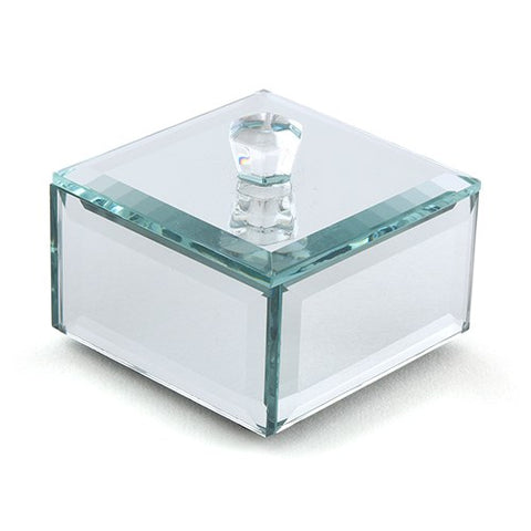 Mirrored Keepsake Box