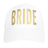 Bride Cap - Gold
