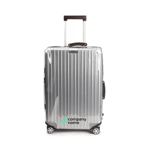 Custom Transparent Luggage Covers