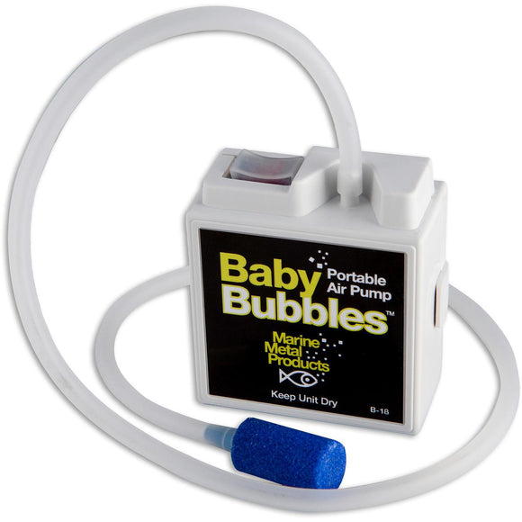 Marine Metal MB18 Aerator Baby Bubbles Box 3 Gallon
