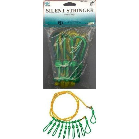 SILENT STRINGER Heavy Duty Polyester with 11 SNAPS