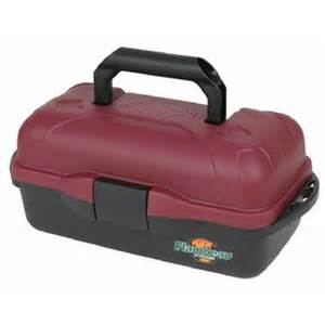 Flambeau Classic Series 1-tray tackle box