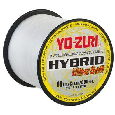 Yo-Zuri Fishing Line (600 Yard Ultra Soft)