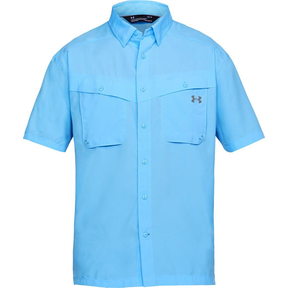 Under Armour Tide Chaser Men's Fishing Short Sleeve Shirt