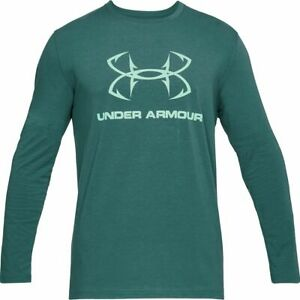 Under Armour Fish Hook Sportstyle Men's Fishing Graphic T-Shirt - Longsleeve