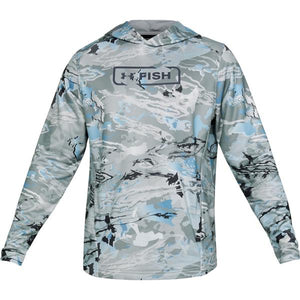Under Armour Camo Tech Terry Hoodie for Men