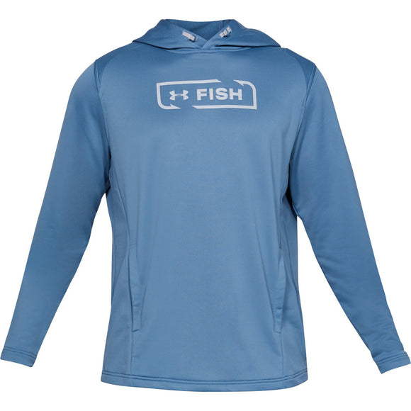 Under Armour Dockside Tech™ Terry Men's Fishing Hoodie