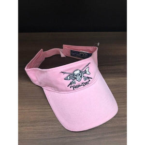 Fish-or-Die Pink Visor