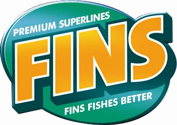 ** WE WILL SPOOL IT FOR YOU !!! ** FINS WINDTAMER BRAID (15LB. GREEN)