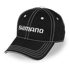Shimano Adjustable Hats (Black)