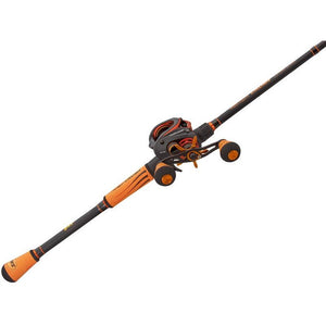 Lew's Mach Crush Speed Spool SLP Baitcast Combo