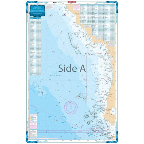 Waterproof Charts (Northwest Florida)
