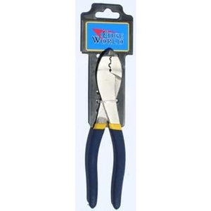 Edge World 8 Inch Crimper Pliers