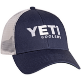 YETI TRADITIONAL TRUCKER HAT (NAVY)