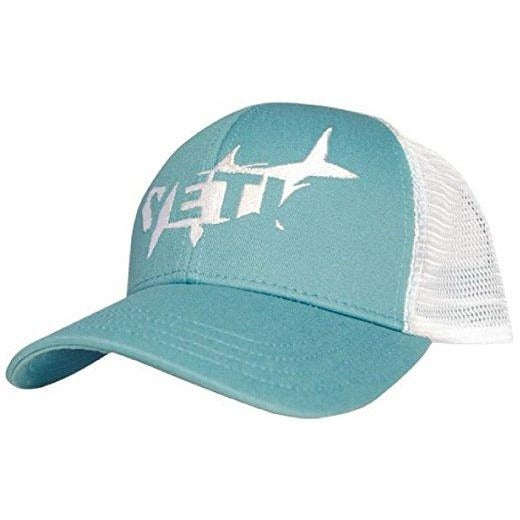 YETI TRADITIONAL TRUCKER HAT (TARPON EDITION)