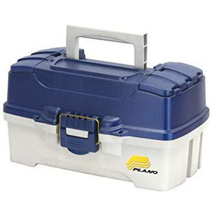 Plano 2 Tray Tackle Box