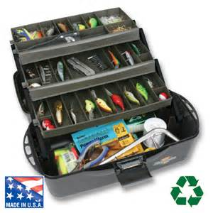 Flambeau Classic Series XL 3-tray tackle box