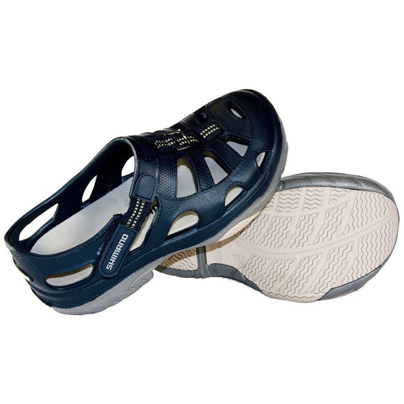 Shimano Evair Deck Shoes (Navy/Gray)