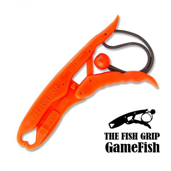 Gamefish model fish grip