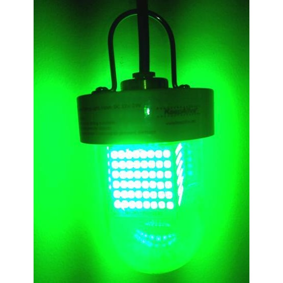 KA406 Green Underwater Dock Light