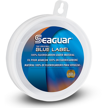 SEAGUAR BLUE LABEL FLUOROCARBON LEADER