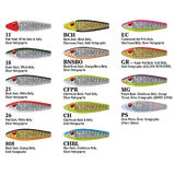 MirrOlure S7MR Series III Floating Twitchbait