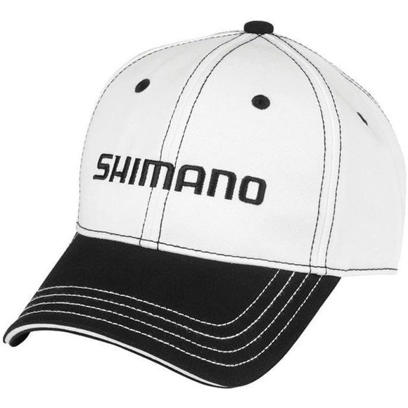 Shimano Adjustable Hats (White)