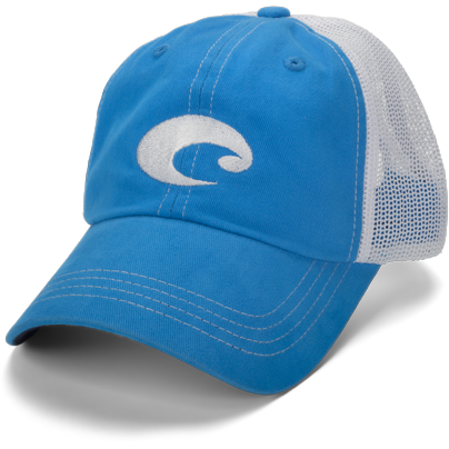 Costa Hats - Mesh Hat (Blue Stone)