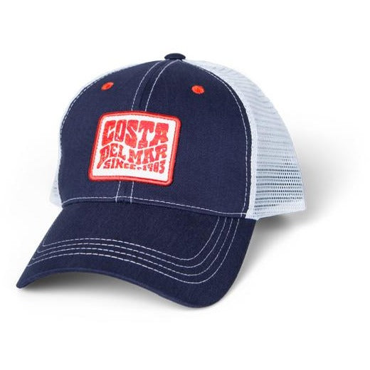 Costa Hats - Rip Tide Trucker (Navy)