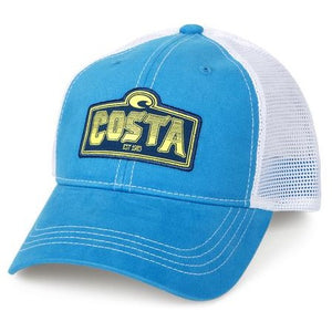 Costa Hats - Cape Mesh Trucker (Costa Blue)