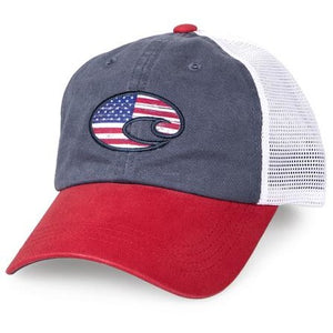 Costa Hats - United Trucker (White)