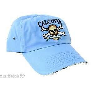 Calcutta Hats - Adjustable (Blue)