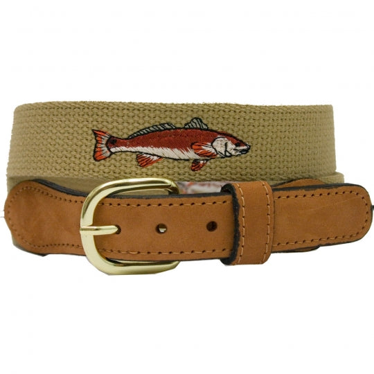Zep-Pro Webbed Belt (Redfish)