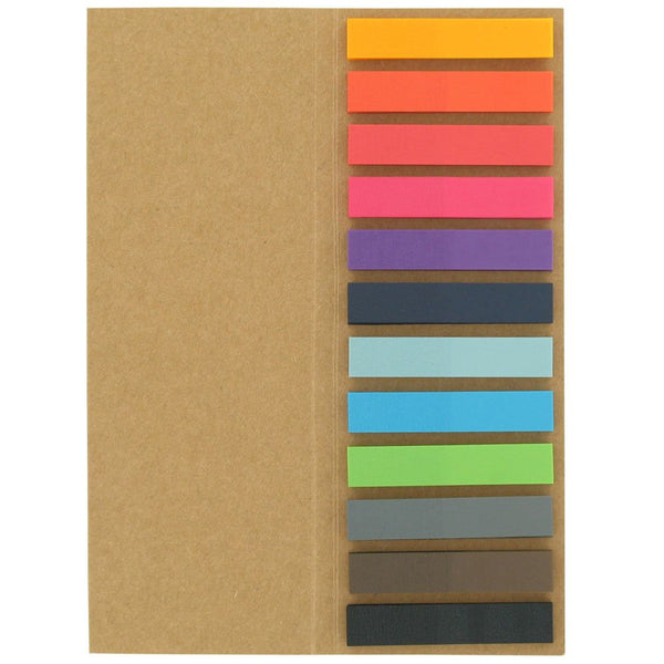 paperchase kraft sticky tabs for students