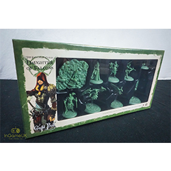 Steamforge Games - Guild Ball - The Falconer's Guild: Daughter of Falcons - Brand New & Sealed