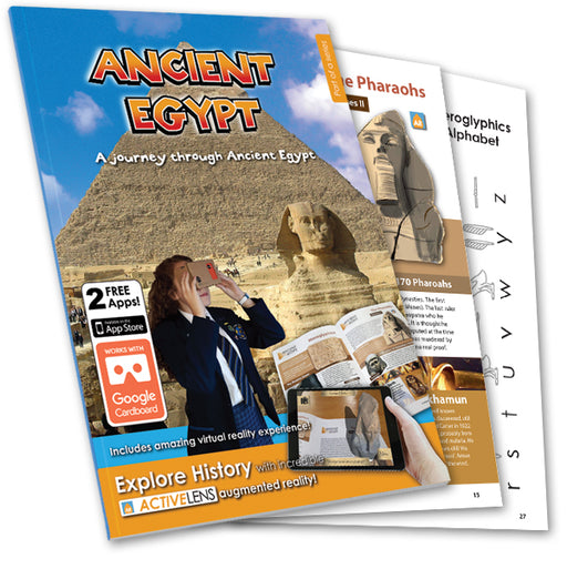Ancient Egypt - Printed Book