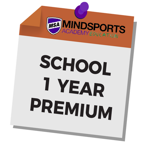 School Premium Membership 1 Year